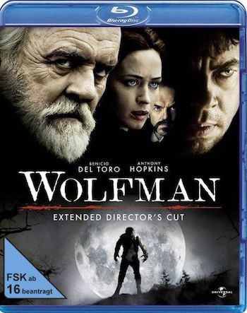 The Wolfman 2010 UNRATED Dual Audio Hindi Bluray Movie Download