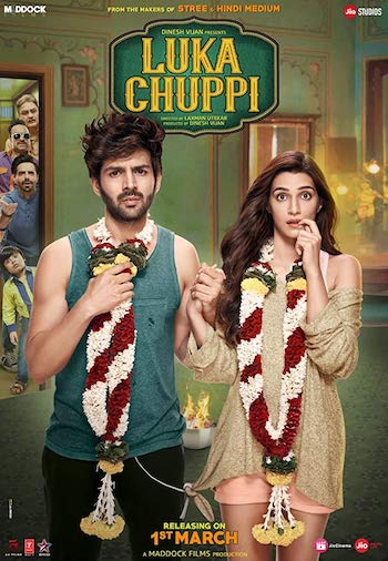 Luka Chuppi 2019 Hindi 720p WEB-DL 950mb