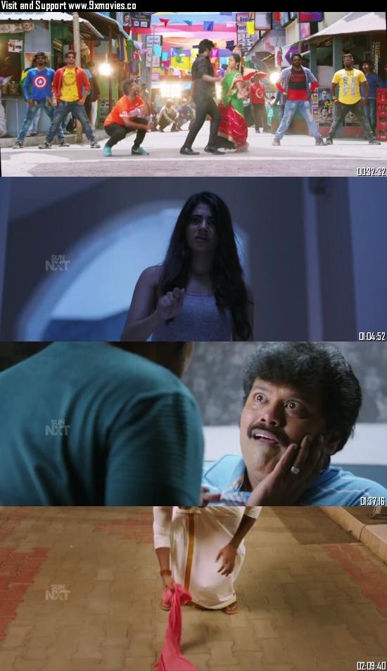 Kanchana 3 (2019) Tamil 720p HDRip 1.1GB