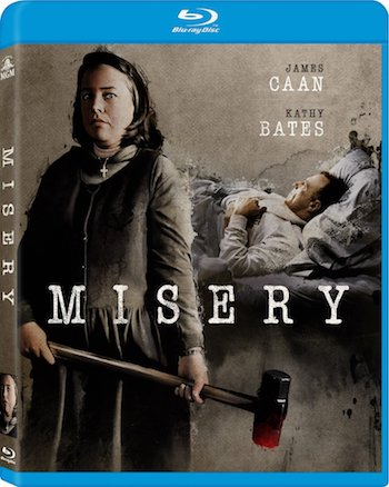 Misery 1990 English 720p BRRip 750MB ESubs