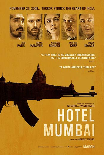 Hotel Mumbai 2019 English 720p WEB-DL 999MB