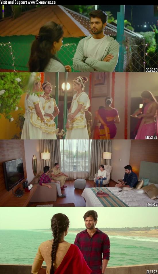 Geetha Govindam 2018 Telugu 720p WEB-DL 950MB