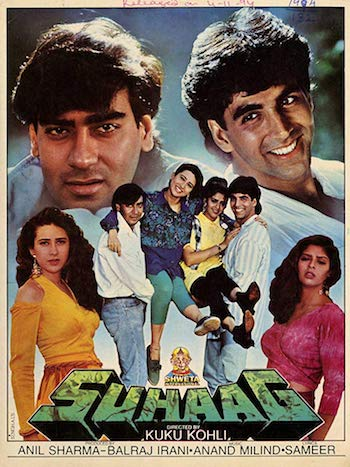 Suhaag 1994 Hindi 720p WEB-DL 1.1GB