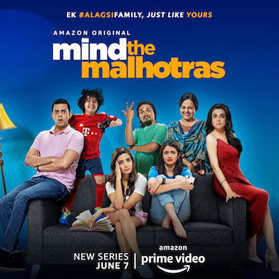 Mind the Malhotras 2019 Hindi WEB Series Complete 480p WEB-DL 600MB