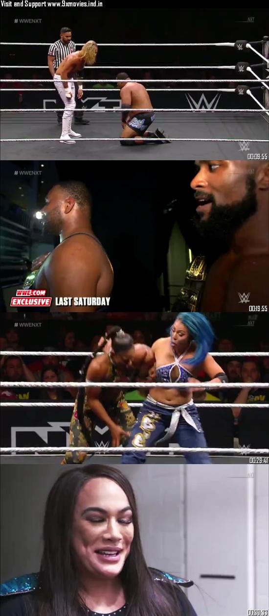 WWE NXT 05 June 2019 WEBRip 480p 200MB