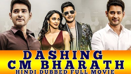 Dashing CM Bharath 2019 Hindi Dubbed ORG 720p HDRip 1.1GB