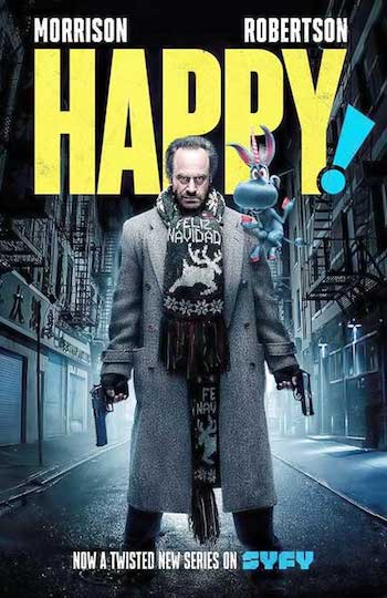 Happy S02 Dual Audio Hindi Complete 480p WEB-DL 1.4GB