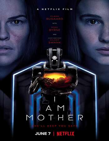 I Am Mother 2019 English 720p NF Web-DL 850MB MSubs