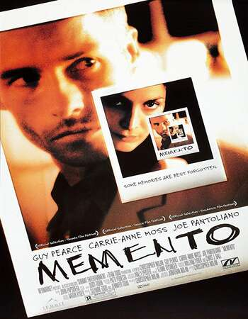 Memento (2000) Hindi Dual Audio 720p BluRay