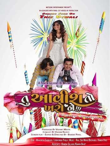 Tu Aavish To Kharo Ne 2018 Gujarati 720p WEB-DL 850mb
