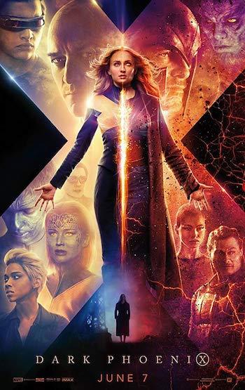 X-Men Dark Phoenix 2019 Dual Audio Hindi 720p HDCAM 950mb