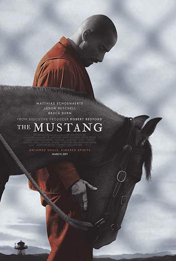 The Mustang 2019 English 720p WEB-DL 800MB ESubs