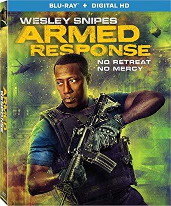 Armed Response 2017 Dual Audio Hindi Bluray Movie Download