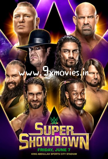 WWE Super ShowDown 2019 PPV Full Episode Download