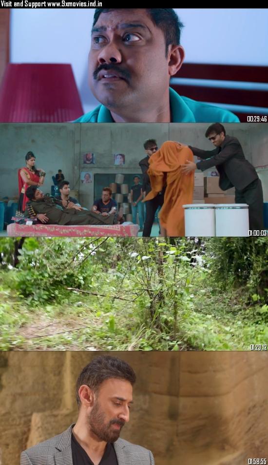 Pagalpanti 2018 Gujarati 720p WEB-DL 1GB