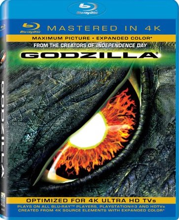 Godzilla 1998 Dual Audio Hindi 720p BluRay 1.1GB