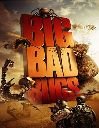 Big Bad Bugs 2012 Hindi Dual Audio BRRip Full Movie 720p Download