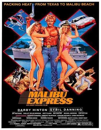 Malibu Express 1985 Hindi Dual Audio BRRip Full Movie 720p Download
