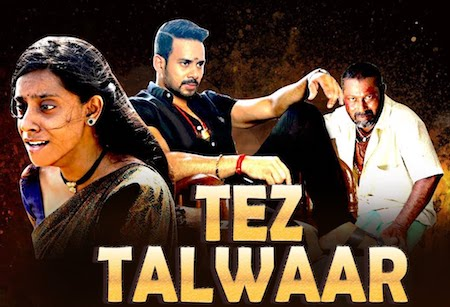 Tez Talwaar 2019 Hindi Dubbed 720p HDRip 850mb