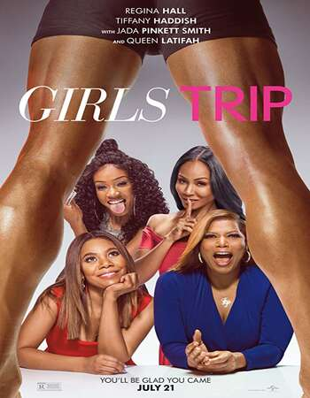 Girls Trip 2017 Hindi Dual Audio BRRip Full Movie 720p Download