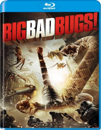 Big Bad Bugs 2012 Dual Audio Hindi 720p BluRay 850mb