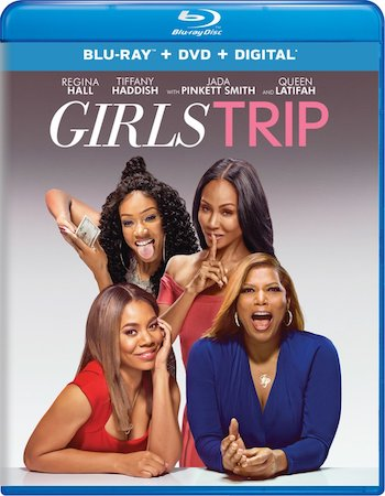 Girls Trip 2017 Dual Audio Hindi 720p BluRay 1GB