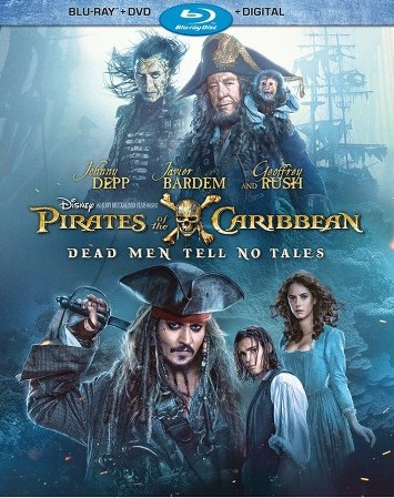 Pirates of The Caribbean Dead Men Tell No Tales 2017 Dual Audio ORG Hindi 480p BluRay 400mb