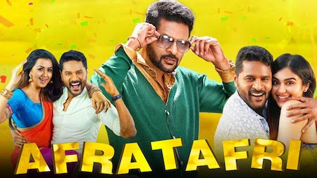 Afra Tafri 2019 Hindi Dubbed 720p HDRip 850MB