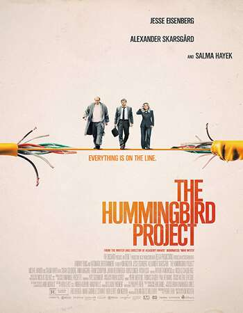 The Hummingbird Project 2018 English 720p Web-DL 850MB ESubs