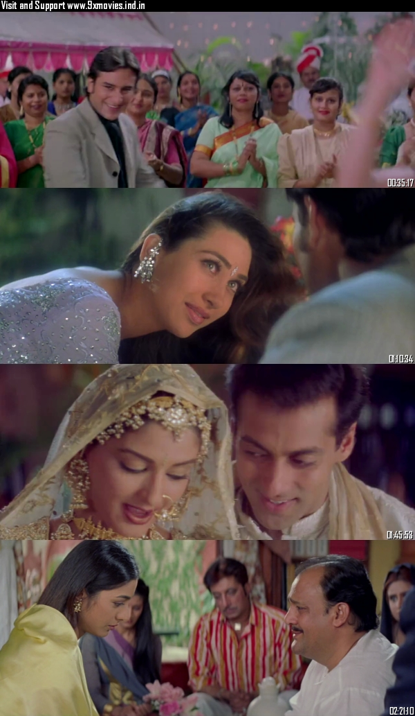 Hum Saath - Saath Hain 1999 Hindi 480p WEB-DL 500MB
