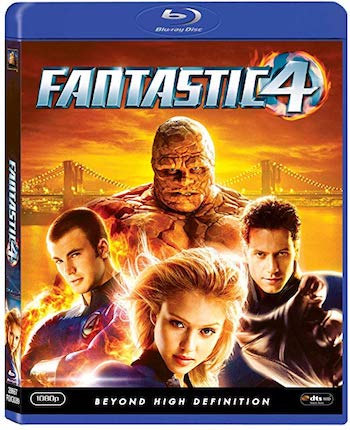 Fantastic Four 2005 Dual Audio Hindi 720p BluRay 850mb
