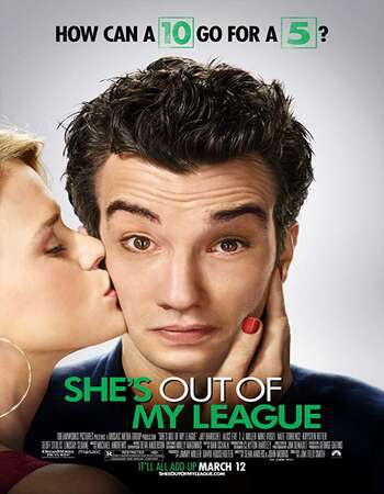 Shes Out of My League 2010 Hindi Dual Audio BRRip Full Movie 720p Download