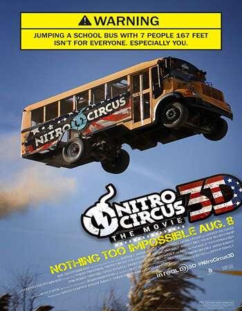 Nitro Circus The Movie 2012 Hindi Dual Audio BRRip Full Movie 720p Download