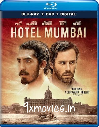 Hotel Mumbai 2018 English 720p BRRip 1.1GB ESubs