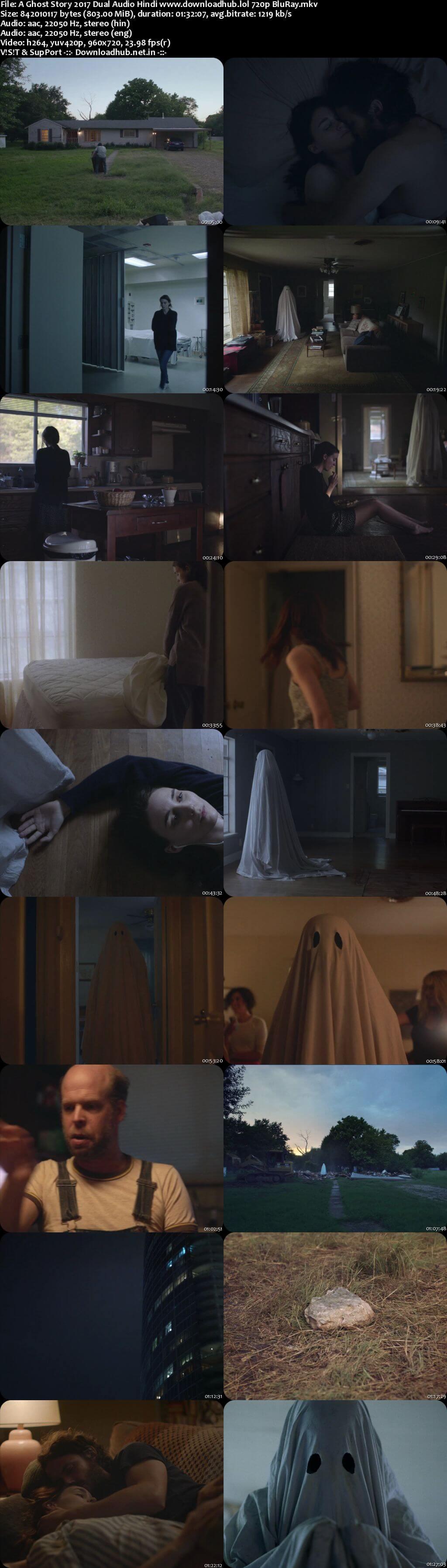 Ghost Stories 2017 Hindi Dual Audio 720p BluRay ESubs