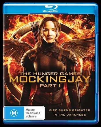The Hunger Games Mockingjay Part 1 (2014) Dual Audio ORG Hindi 720p BluRay 1GB