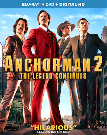 Anchorman 2 The Legend Continues 2013 Dual Audio Hindi 720p BluRay 900mb