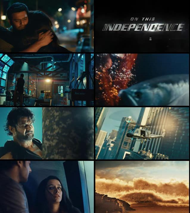 Saaho 2019 Official Teaser 720p HD Download