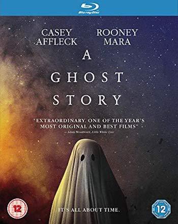 A Ghost Story 2017 Dual Audio Hindi 720p BluRay 800MB