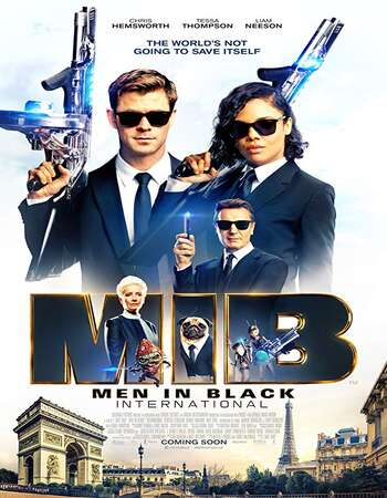 Men in Black International 2019 Hindi Dual Audio HC HDRio Full Movie 720p HEVC Free Download