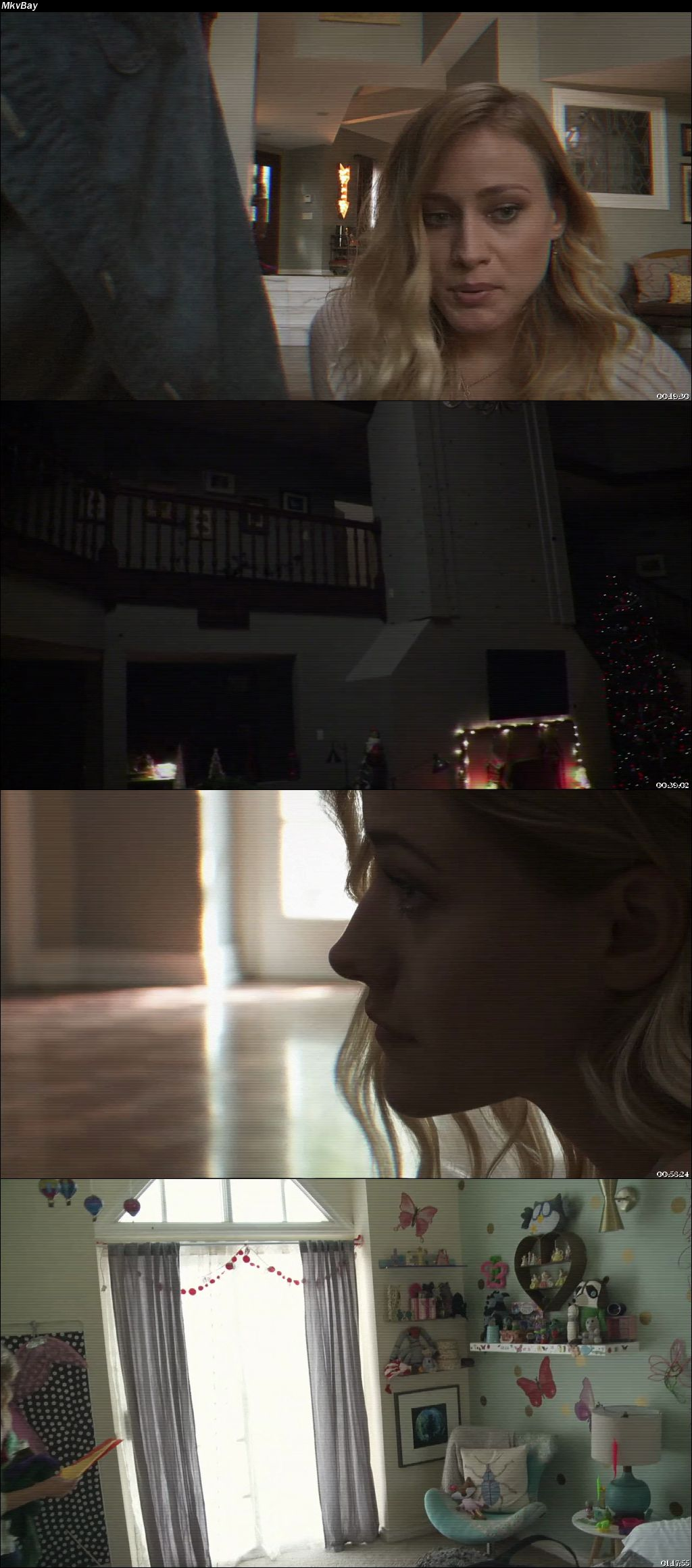 Screen Shoot of Paranormal Activity: The Ghost Dimension 2015 Full Hindi Dual Audio Movie Download BluRay 720p
