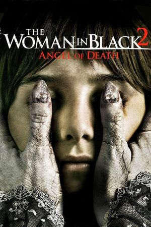 Poster of The Woman in Black 2: Angel of Death 2014 Full Hindi Dual Audio Movie Download BluRay 720p