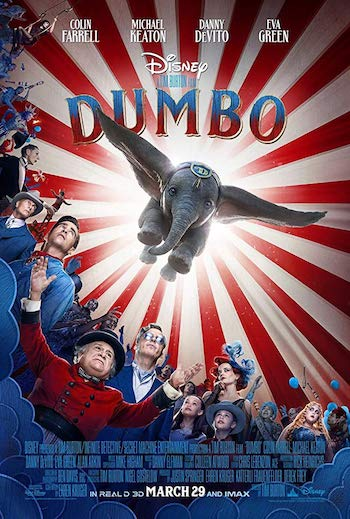 Dumbo 2019 Dual Audio Hindi 720p DVDRip 850MB