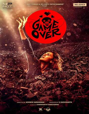 Game Over 2019 Hindi 720p HDRip MSubs