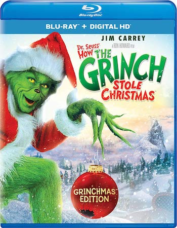 How The Grinch Stole Christmas 2000 Dual Audio Hindi 350MB BluRay 480p x264 Download
