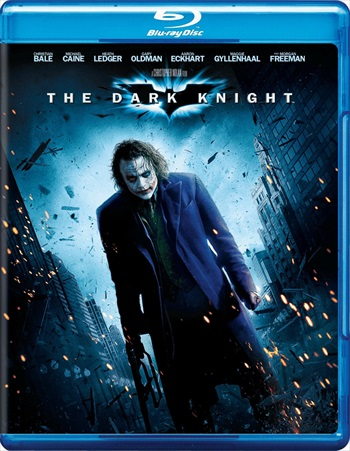 The Dark Knight 2008 Dual Audio Hindi 480p BluRay 450mb