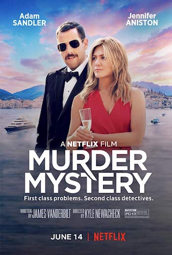 Murder Mystery 2019 Dual Audio Hindi 720p WEB-DL 800mb