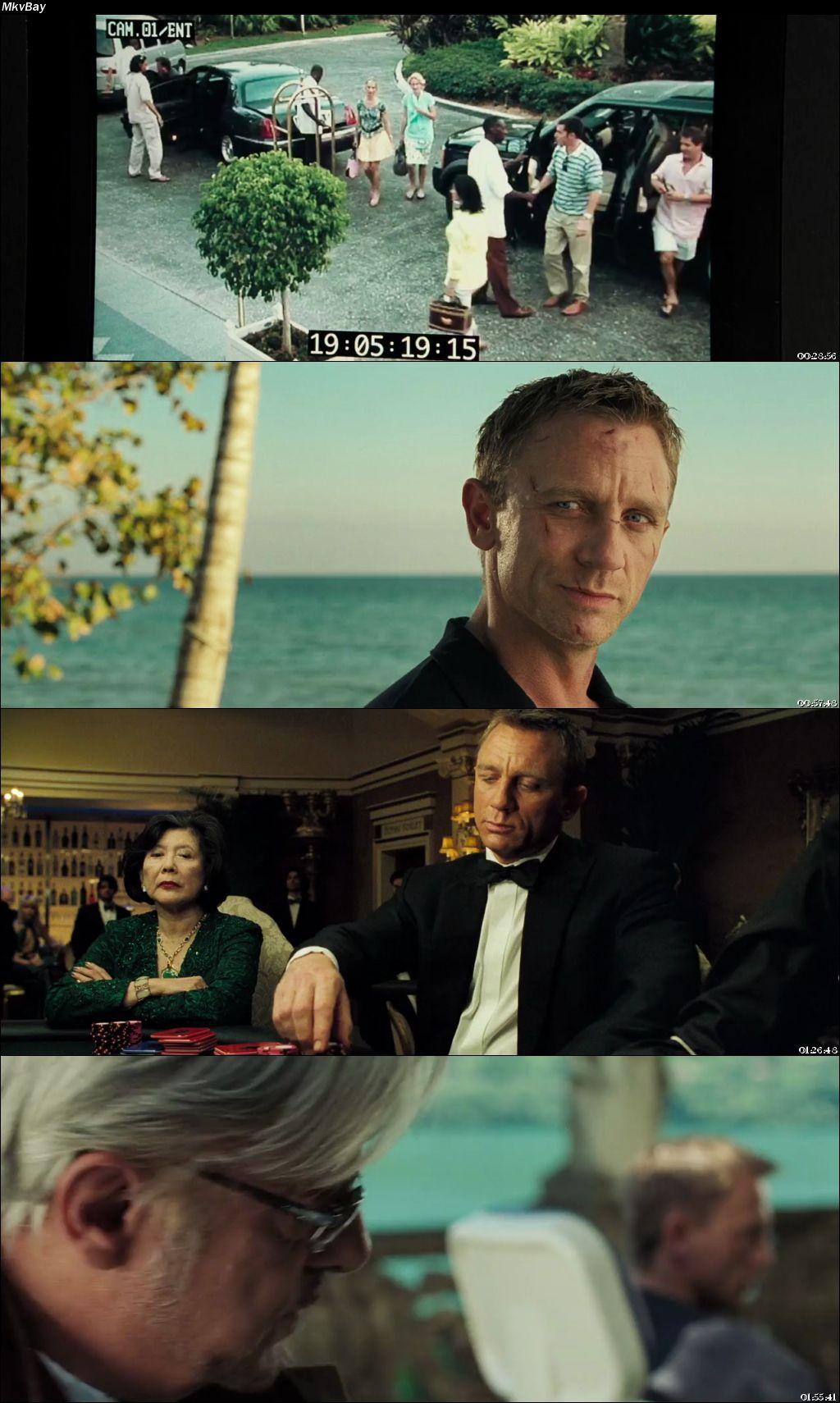 Screen Shoot of Casino Royale 2006 Full Hindi Dual Audio Movie Download BluRay 720p