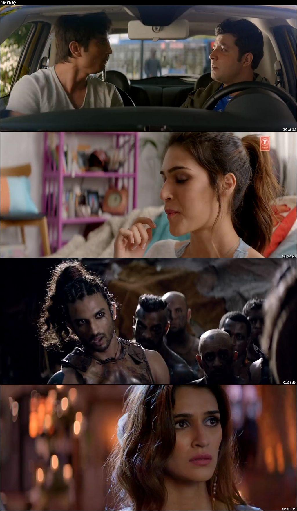 Raabta 2017 Hindi DVDRip Full Movie Download HD