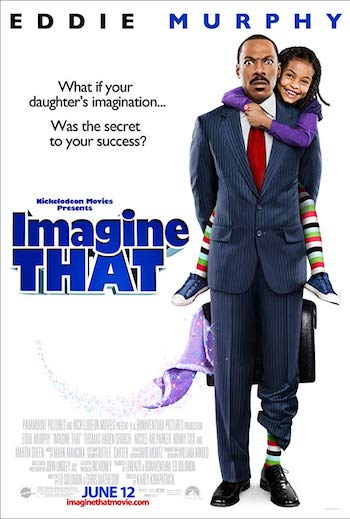 Imagine That 2009 Hindi Dual Audio BRRip Full Movie 720p Download
